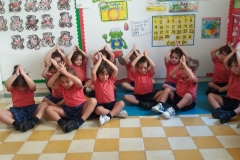 Ms Nadine - Yoga Activity
